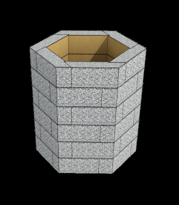 Water Dungeon Filter well block