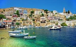 Шенгенская виза в Грецию