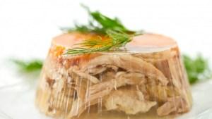 Заливное куриное ассорти вкусный простой рецепт