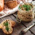 Рецепт вкусный паштет за 10 минут готовим дома