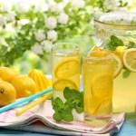 Вкусный и полезный лимонад