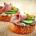 Запеченный хлеб с чесноком
