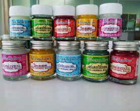 Медицинские препараты Таиланда, тайские бальзамы