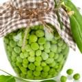 Консервированный зеленый горошек в домашних условиях рецепт