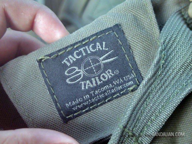 Tactical Tailor Logo