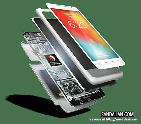 dismembered phone