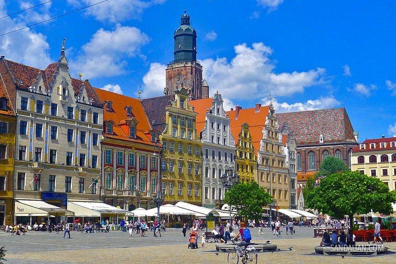 wroclaw 2014