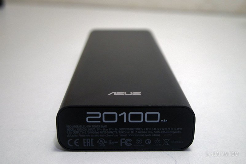 Asus ZenPower Ultra