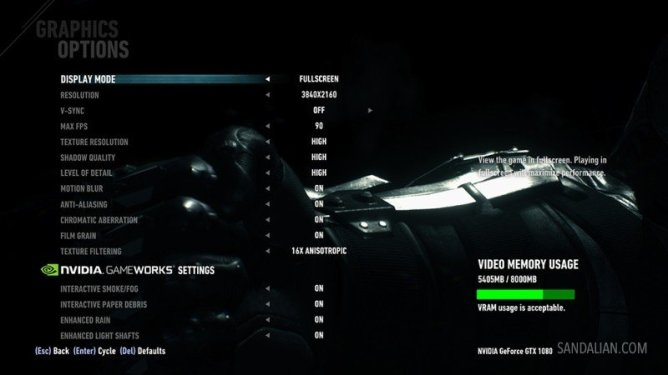 BatmanAK-GameWorks-On