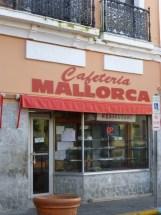 Cafeteria Mallorca, OSJ (photo taken from internet)
