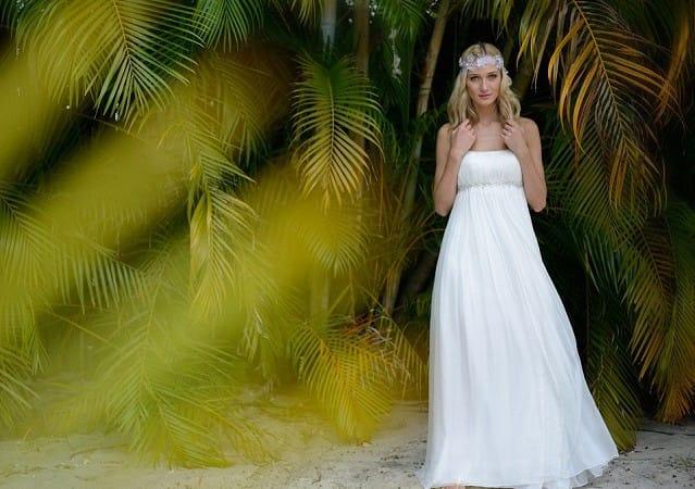 Destination Wedding Dresses:Island Bridal 2014 Collection