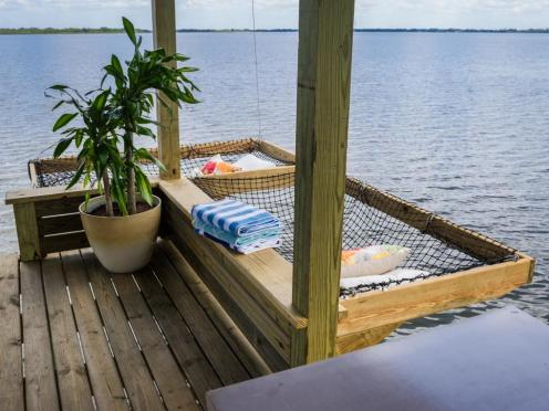 dock-hammock