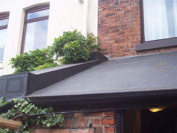 Porch Roof, Alsager