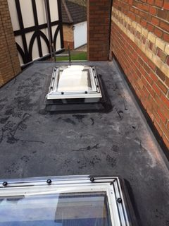 Flat Roof, Elworth