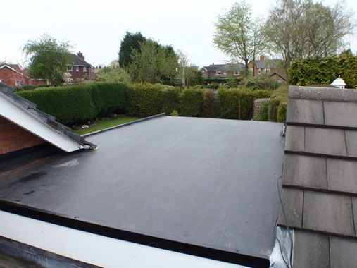Flat Roof, Knutsford