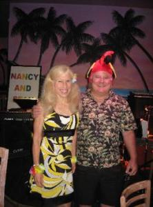 Nancy & Stan Music Cheeseburger in Paradise Huntersville NC, Live Music NC, Jimmy Buffett Music, Jimmy Buffett Band