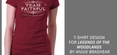 Add-On Example: Legends of the Woodlands Shirt