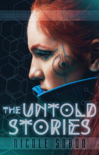 Book Cover for The Untold Stories by Nicole Sobon