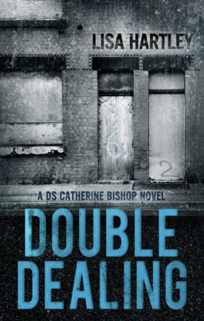Book Cover for Double Dealing by Lisa Hartley