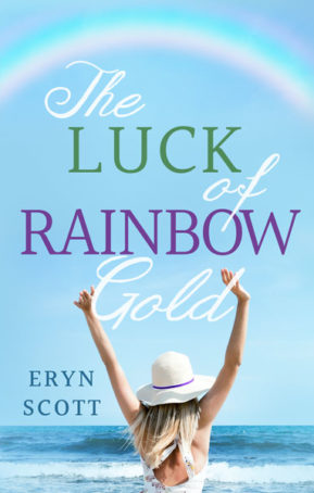 Book Cover for The Luck of Rainbow Gold by Eryn Scott