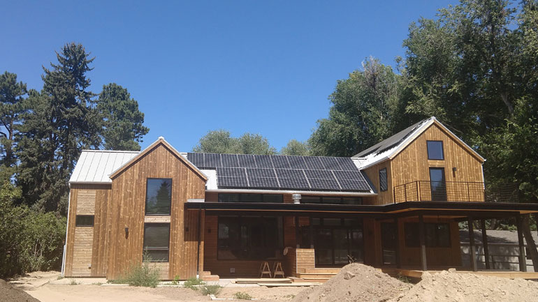 Old Town, Fort Collins – 9.3 kW