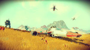 No Man's Sky, a model for developer's listening to player feedback on their game