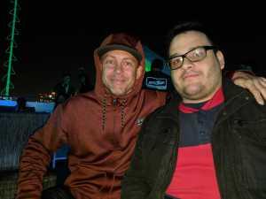 Corey and Tony