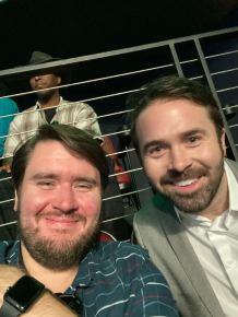 Shaun and Pat at The Game Awards 2019