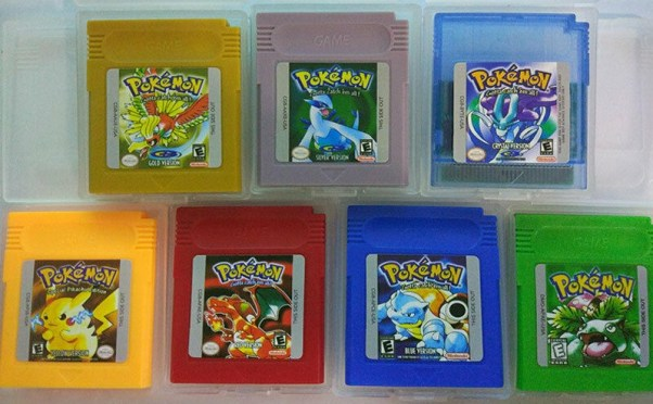 The early Pokemon games are nostalgic for many who grew up in the 90's