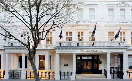 1. Kensington Exterior