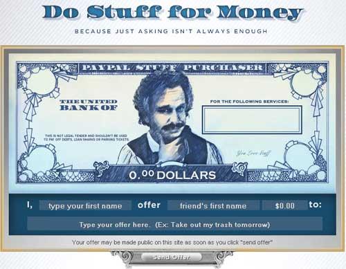 do-stuff-for-money