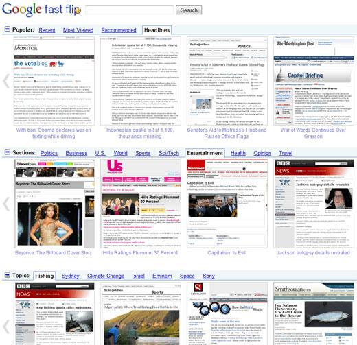 google-fast-flip