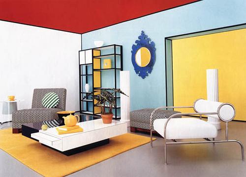 Roy Lichtenstein Room