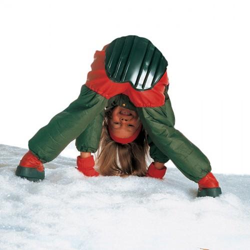 snowshorts-sled