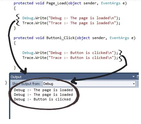 Logger using Trace Listeners in ASP.NET (2/6)