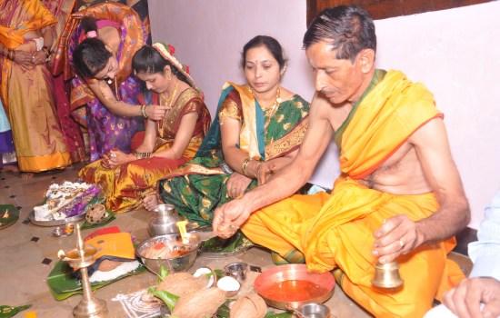 preparation puja pallavi