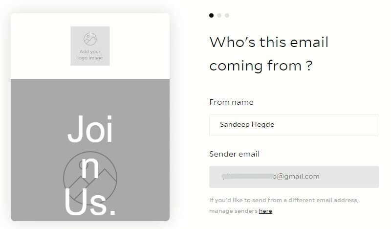 Flodesk email sender