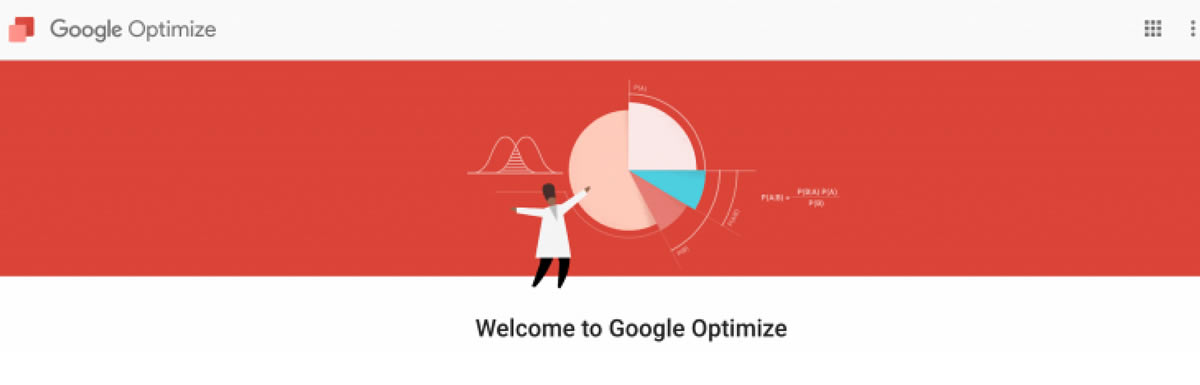 Improve your landing pages with Google Optimize