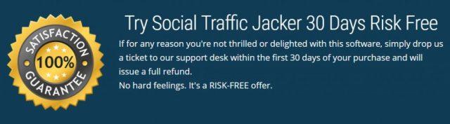 social traffic jacker