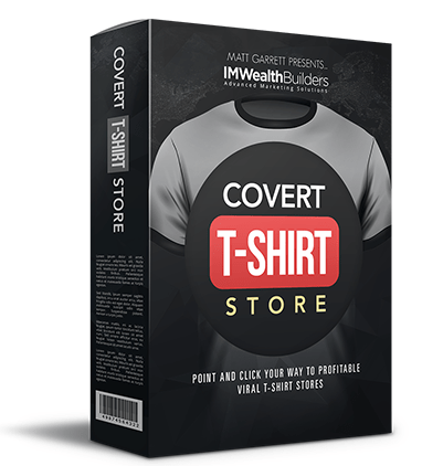 Covert Shirt Store V2 FE and OTO Review