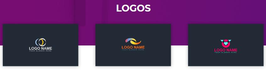 graphysuite logo templates