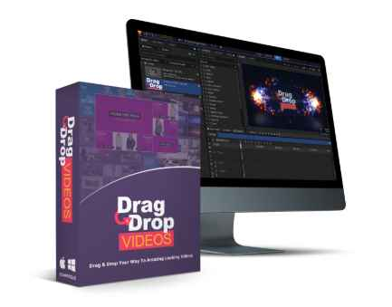 Drag and Drop Videos
