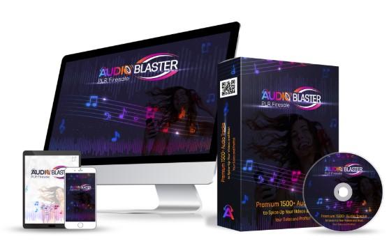 audio blaster plr review
