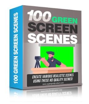 green screen backdrops bonuses