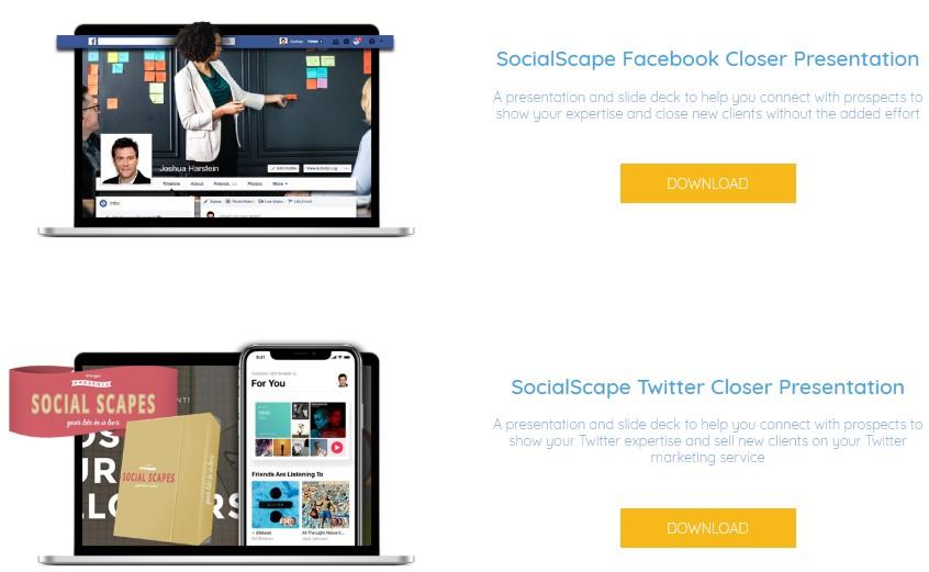 kickstart social bonuses