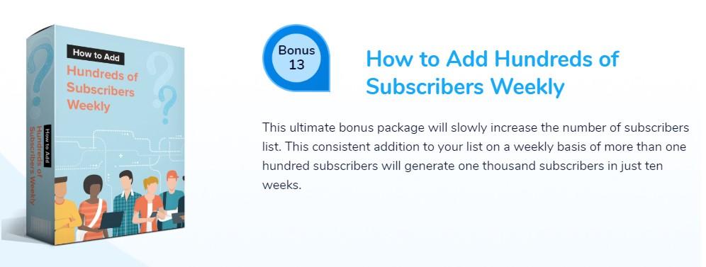 xmails review bonuses