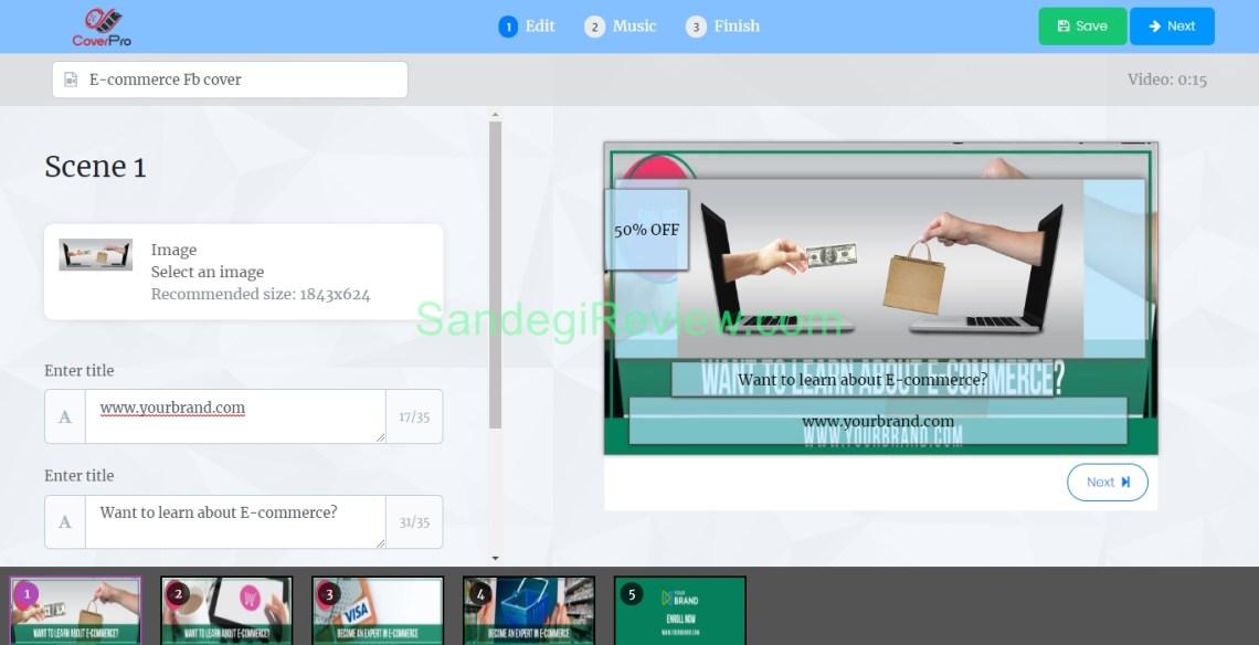 video app suite cover pro