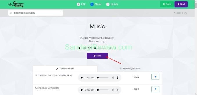 video app suite review story monarch music