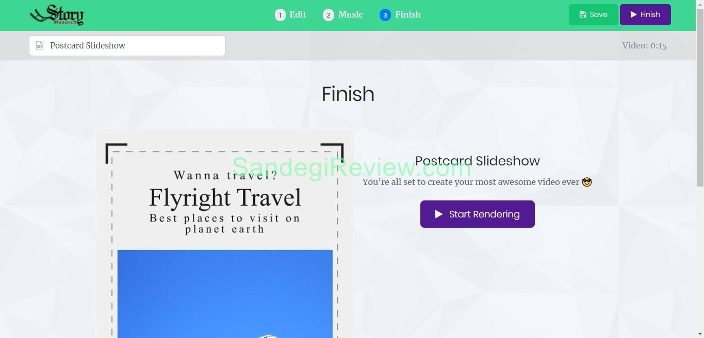 story app suite monarch render