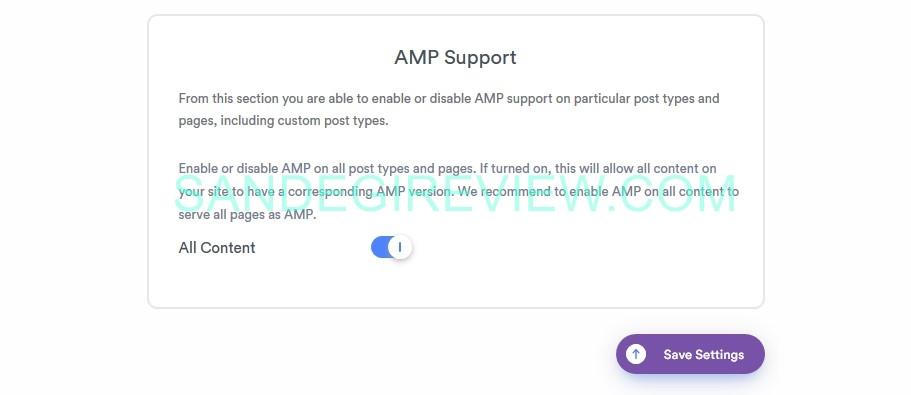 speedii amp feature